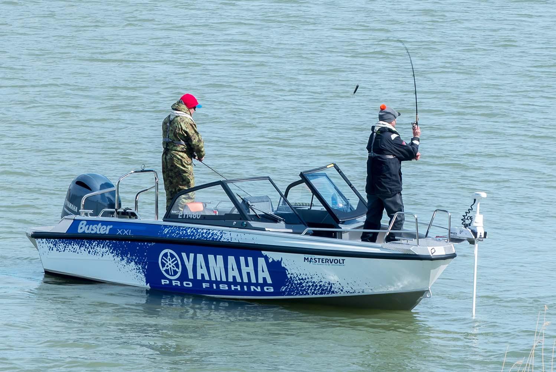 Yamaha Pro Fishing Team Buster XXL kalastusvene